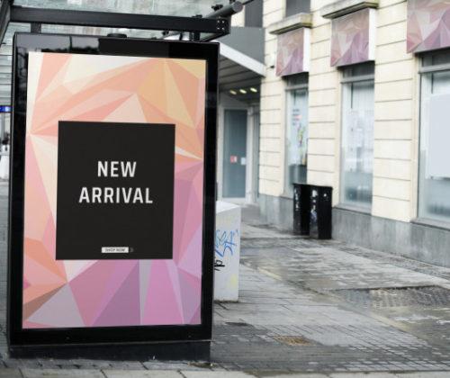 Portfolio → Outdoor Advertising